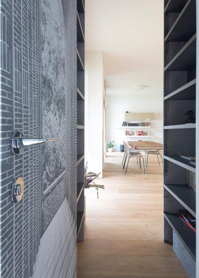 Contemporaneo Sala da Pranzo by T+T Architettura