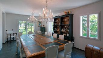 Villa CB | installazione finestre, sistemi di oscuramento