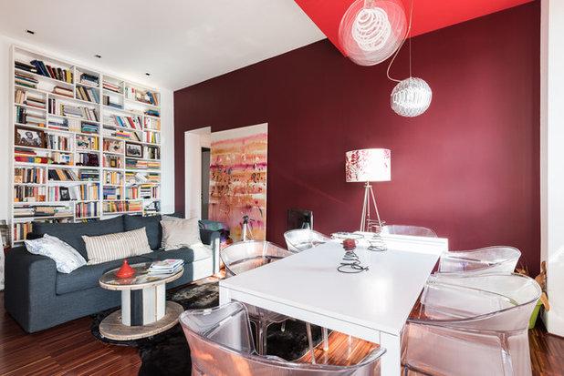 Moderno Sala da Pranzo by Paolo Fusco Photo