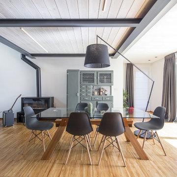 Voce del Verbo Loft. Appartamento all'ultimo piano con terrazzo.