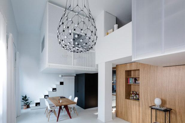 Contemporaneo Sala da Pranzo by Tommaso Giunchi