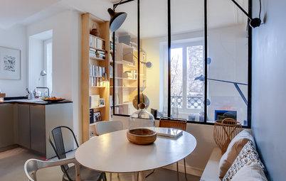 Fönster inomhus: snyggt och funktionellt