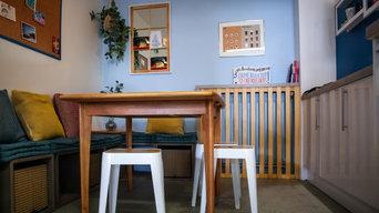 Aménagement d'un espace repas