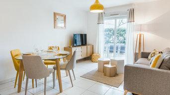 Aménagement d'une location meublée