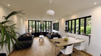 Extension & aménagement d'intérieur sur-mesure