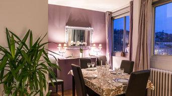 Appartement à Sèvres