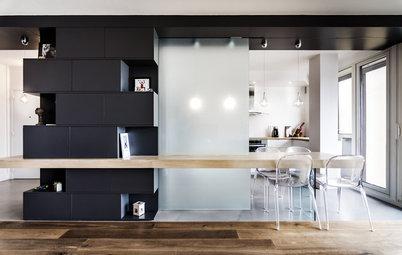 13 astuces pour délimiter différents espaces dans une pièce ouverte