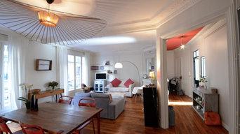Appartement Haussmanien - Neuilly-sur-Seine