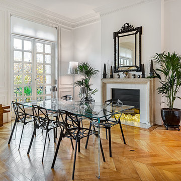 Appartement Haussmannien à Paris