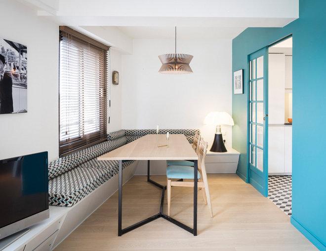 Contemporain Salle à Manger by sophie loubaton / photographe