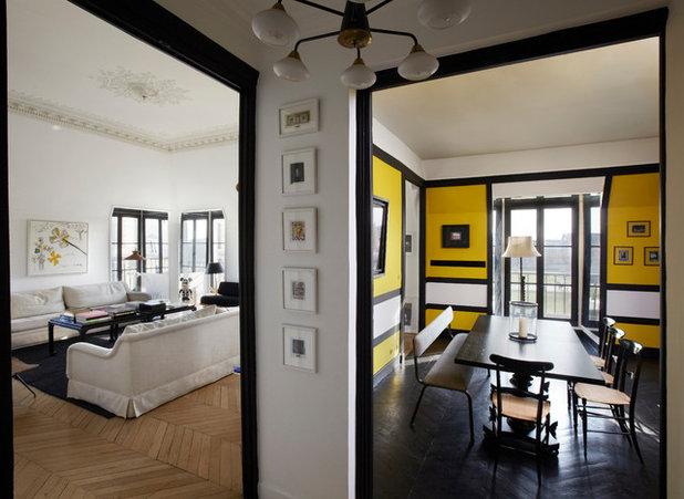 Contemporain Salle à Manger by Sarah Lavoine - Studio d'architecture d'intérieur