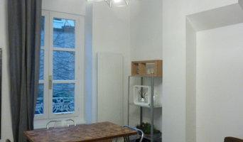 Appartement particulier