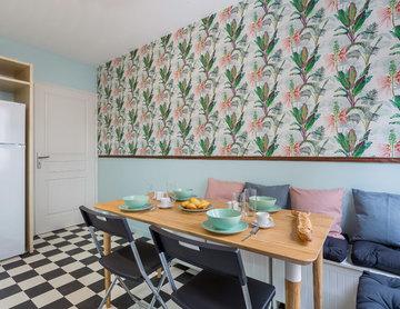 appartement vintage à Lyon