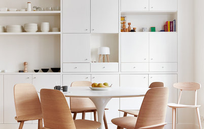Houzz Tour: Simple Scandinavian Style in an Old Parisian Apartment