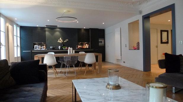 10 id es d co pour une salle manger conviviale. Black Bedroom Furniture Sets. Home Design Ideas
