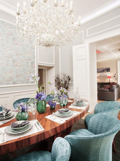 Salle à manger classique : Photos et idées déco de salles à manger