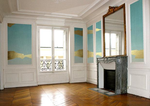 Aussergewohnliche Wandfarben 15 Beispiele Ideen