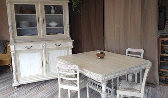 Duo table et buffet Albâtre
