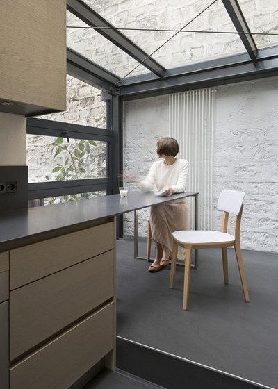 tout savoir sur le plan de travail en dekton. Black Bedroom Furniture Sets. Home Design Ideas