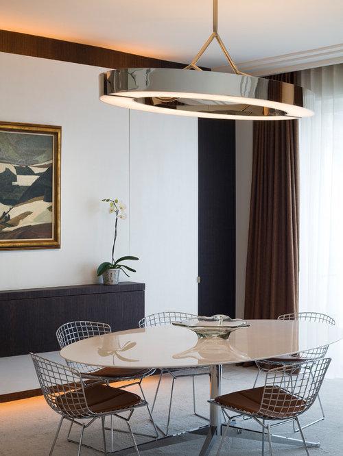 salle manger ouverte sur le salon avec moquette photos et id es d co de salles manger. Black Bedroom Furniture Sets. Home Design Ideas