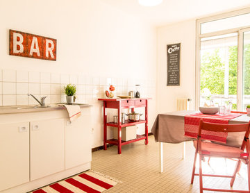 Home Staging pour location appartement