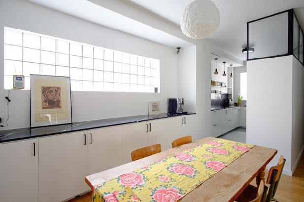 Contemporain Salle à Manger by SHK Architecture & Intérieurs