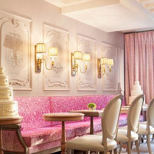 Foto di una sala da pranzo classica