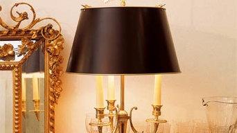 Lampe Directoire