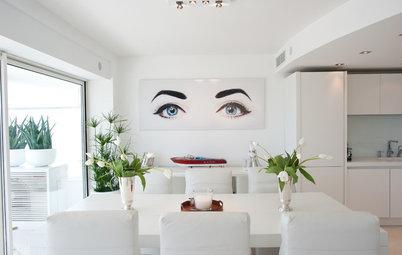 Comment décorer une pièce à partir d'une photographie murale ?
