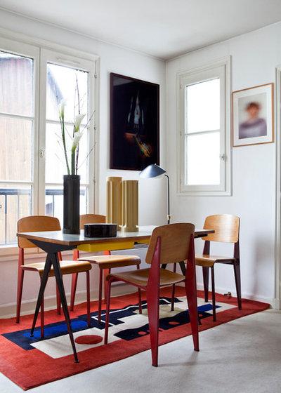 Contemporaneo Sala da Pranzo by Caroline Wiart Studio