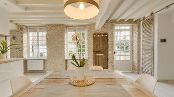 Maison Ancienne - Longère | Numérisation | Rénovation | Promotion | Vente