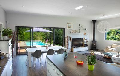 Visite Privée : Une maison en bois au confort tout à fait moderne