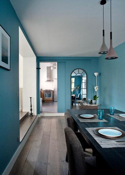 Conseils de pro pour clairer votre table manger for Plafonnier pour salle a manger pour deco cuisine