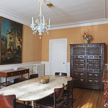 Maison de Chaumes-en-Brie