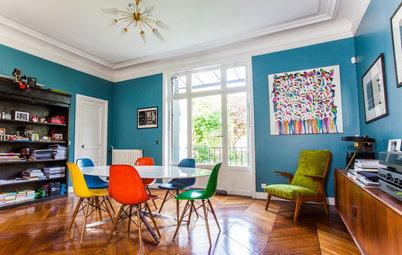 Houzzbesuch: Ein farbenfrohes Künstlerhaus in Frankreich