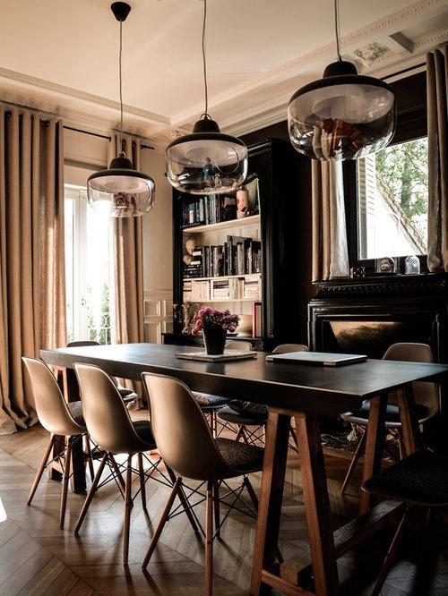 Salle manger photos et id es d co de salles manger for Deco salle a manger contemporaine