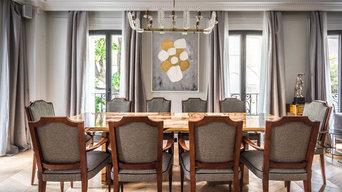 Maison Montespan - Living Room