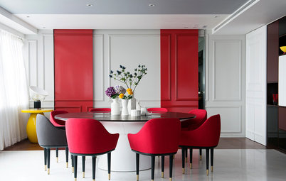 Having a Design Moment: The Dining Room