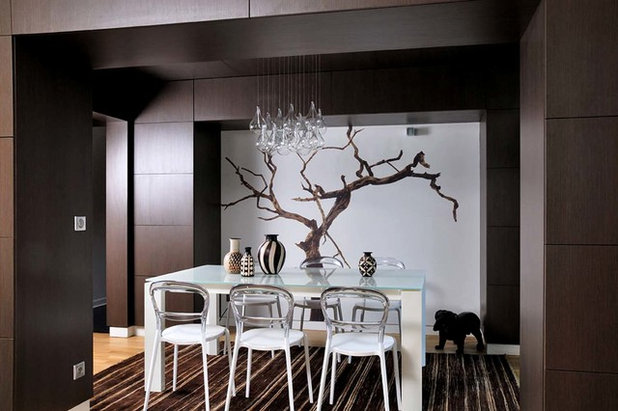 les arbres prennent racine dans la d co. Black Bedroom Furniture Sets. Home Design Ideas