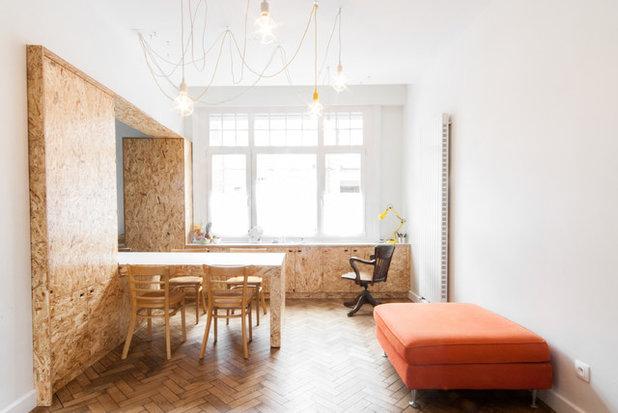 zoom sur les nouvelles fa ades de cuisine en panneaux de bois. Black Bedroom Furniture Sets. Home Design Ideas