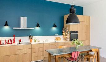 Paris : un loft en souplex avec verrière