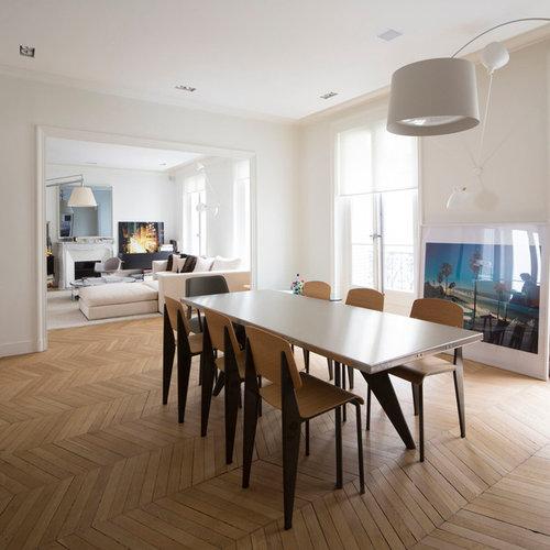 salle manger contemporaine photos et id es d co de salles manger. Black Bedroom Furniture Sets. Home Design Ideas