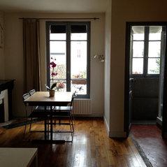 lm architectes pantin fr 93500. Black Bedroom Furniture Sets. Home Design Ideas