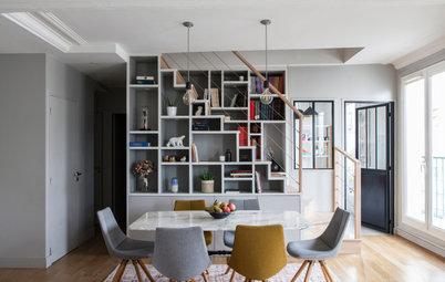 Visite Privée : Vent de modernité pour un duplex à Pigalle