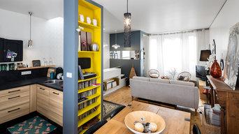 Prises de vues pour le cabinet d'architecte Atelier SOFI(A)