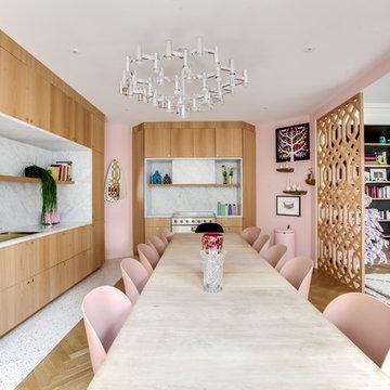Projet Varenne Architectes d'intérieurs : Margaux Meza et Carla Lopez