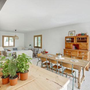 Réaménagement d'une maison dans l'Hérault