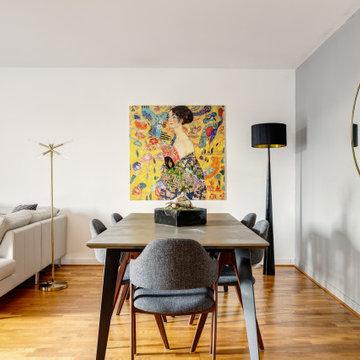 Relooking appartement Boulogne-Billancourt