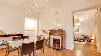Rénovation appartement en cours Neuilly sur Seine