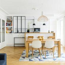 Rénovation Appartement Haussmannien Paris V - Modern ...